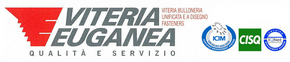 Viteria Euganea, logo. Saonara, Padova.